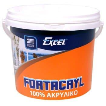 20.ΑΚΡΥΛΙΚΟ ΧΡΩΜΑ FORTACRYL